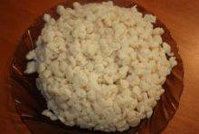 Hungarian dumpling to Hungarian goulash