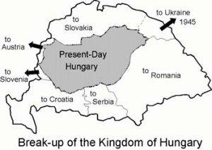 The Treaty of Trianon - History of Hungary