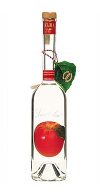 Hungarian Apple Palinka