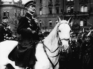 Admiral Horty - History of Hungary