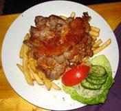 Gypsy steak