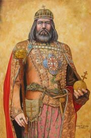 St Stephens King - Hungarian culture
