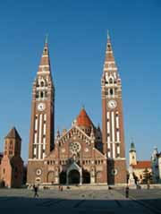 Szeged chatedra